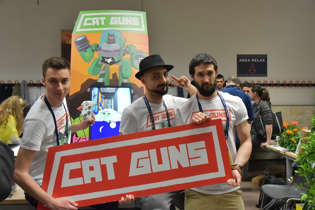 Bad Jokes Studio - Cat Guns
